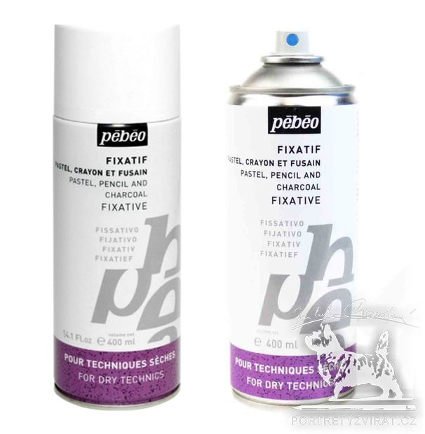 Fixativ Pebeo 400 ml